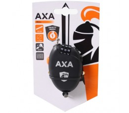 Axa Axa Cijferslot Roll Retractable 1,6