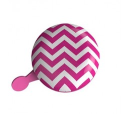 Urban Proof Up Dingdong Bel 80mm Chevron Roze
