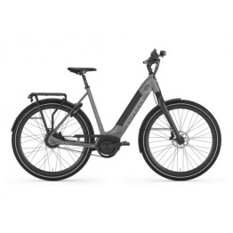 Gazelle Ultimate C380 Hmb Se 500wh, Magnum Grey Mat