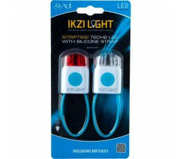 Ikzi Verl Set Mini Stripties Led Wt