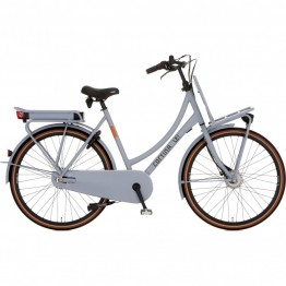 Cortina E-u4 Transport 300wh, Neutral Grey Matt