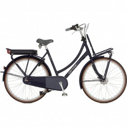 Cortina E-u4 Transport Huurfiets 44, Dark Grey Matt