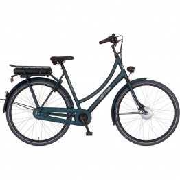 Cortina E-u1 450wh, Deep Green Matt