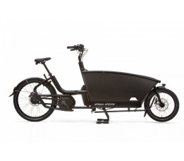 Urban Arrow Family Performance Disc Deore 500wh ( Demo ) , Zwart
