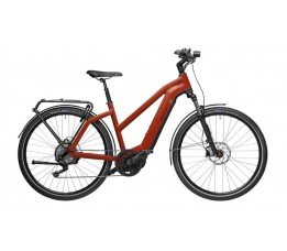 Riese Und Müller Charger3 Mixte Touring Rxchip 500wh, Sunset